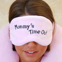 Relaxing Eye pillow Mommy\'s Time Out Theme