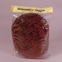 Add Raffia Ribbon To Your Party Favor