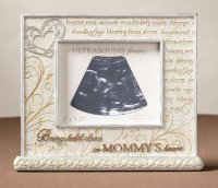 Close to Mommy\'s Heart Ultrasound Frame