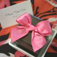 Satin Bows (set of 12) 1006
