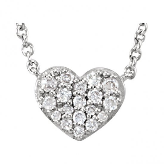 CTW Diamond Heart