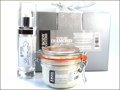 Diamond Sparkle Spa Set