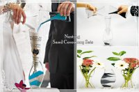 Unity 3 Piece Nesting Vase Sand Ceremony Set